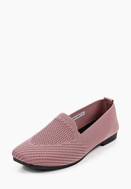 Туфли женские NOBBARO 15NB-05-04W3, розовый