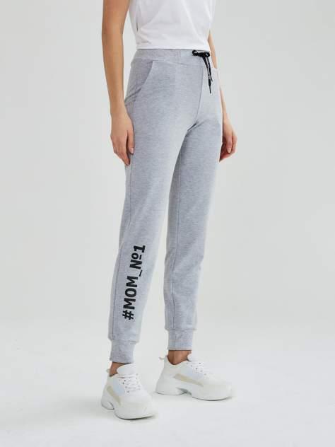 Спортивные брюки женские MOM №1 MOM-0137 серые XL