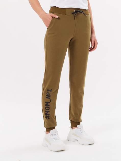 Спортивные брюки женские MOM №1 MOM-0137 хаки S