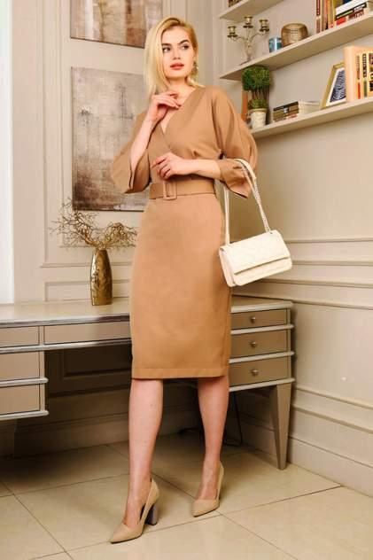 Женское платье BEZKO БП 3700, бежевый