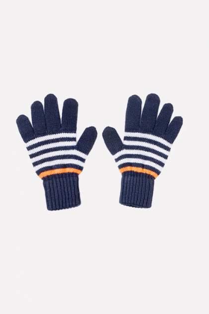 Перчатки Crockid для мальчиков цв. синий р-р. 14