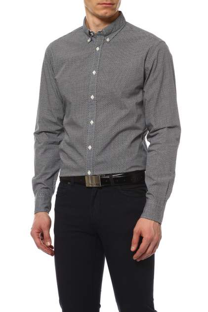 Рубашка мужская Tommy Hilfiger .0887838188 416, синий