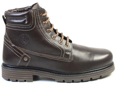 Мужские ботинки Airbox 136750, коричневый