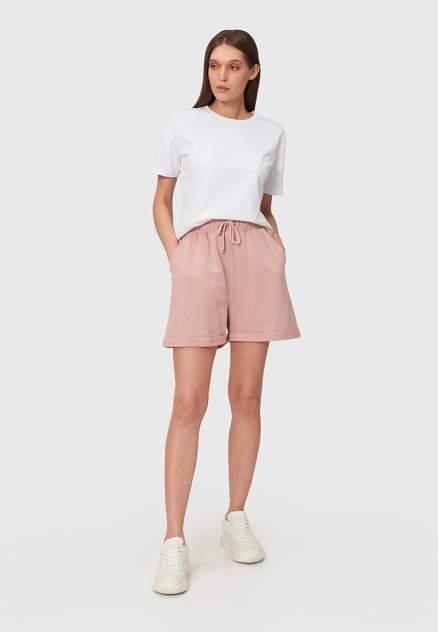 Спортивные шорты женские Modis M211W00806O756 розовые 46-48 RU