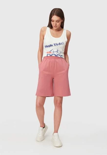 Спортивные шорты женские Modis M211W00869 розовые 42-44 RU