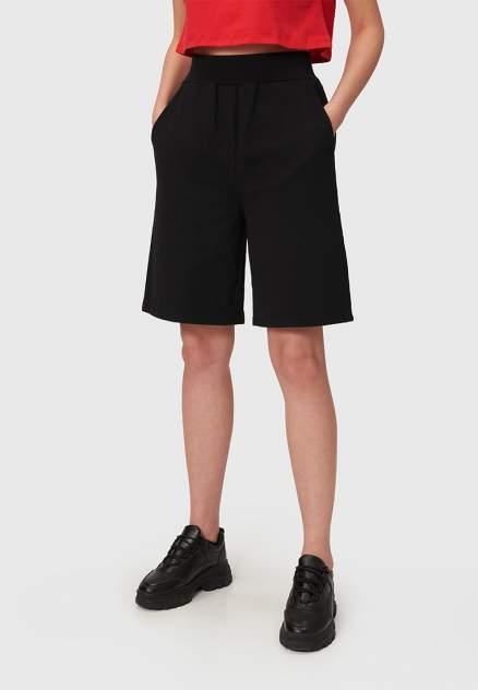 Спортивные шорты женские Modis M211W00869 черные 46-48 RU