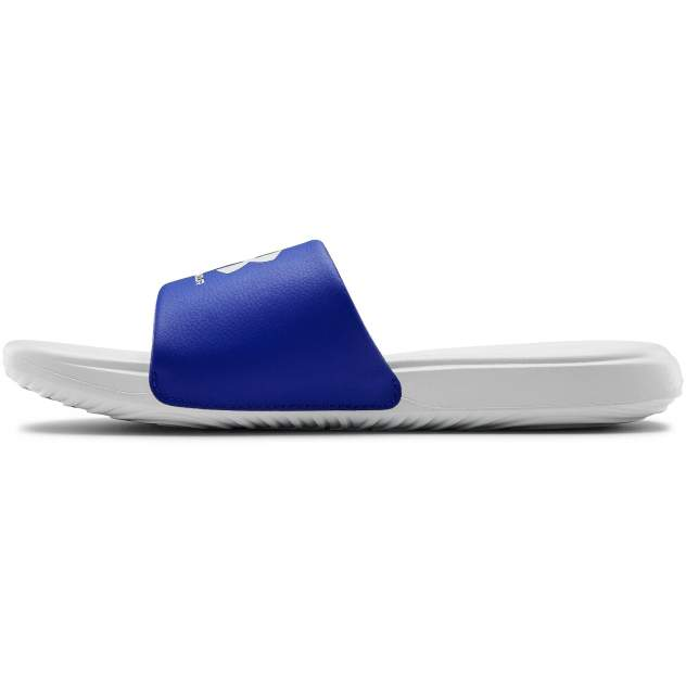 Шлепанцы мужские Under Armour Ansa Fix Slides, синий