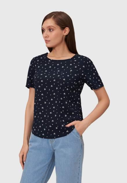 Женская блуза Modis M211W00604A757, синий