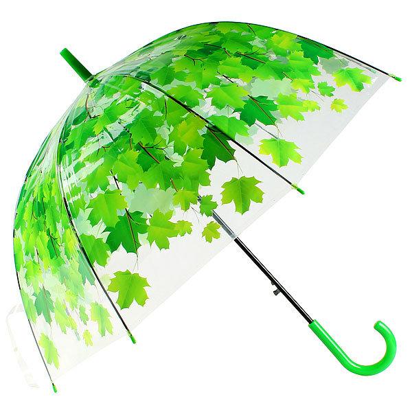Зонт унисекс Эврика 2z0596566м зеленый