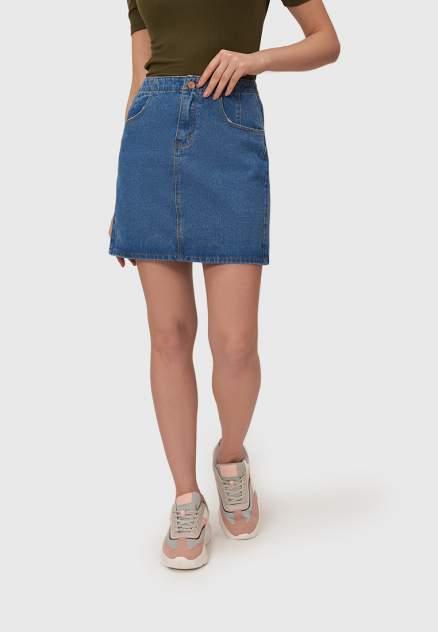 Женская юбка Modis M211D00046S552, синий