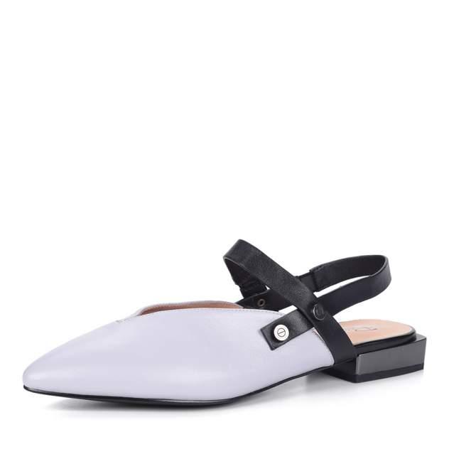 Туфли женские Respect S20H17-08 серые 38 RU