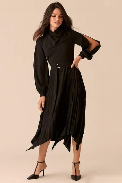 Повседневное платье женское LOVE REPUBLIC 450003502 черное 44-170