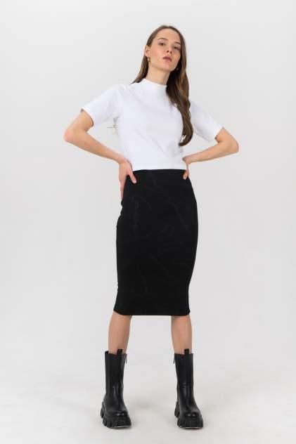 Женская юбка Guess W1RD89KAFA2J, черный