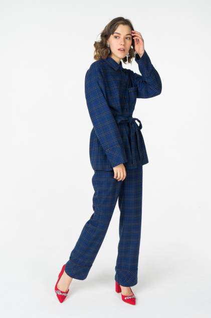 Женский костюм LN Family 3675, синий