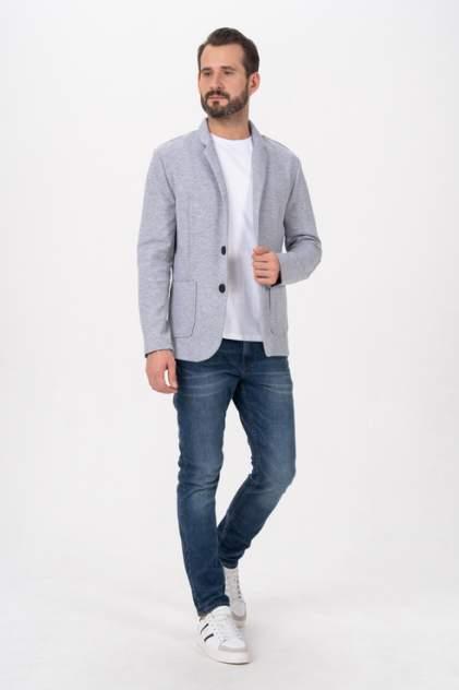 Пиджак мужской Envy Lab PK002 серый 48