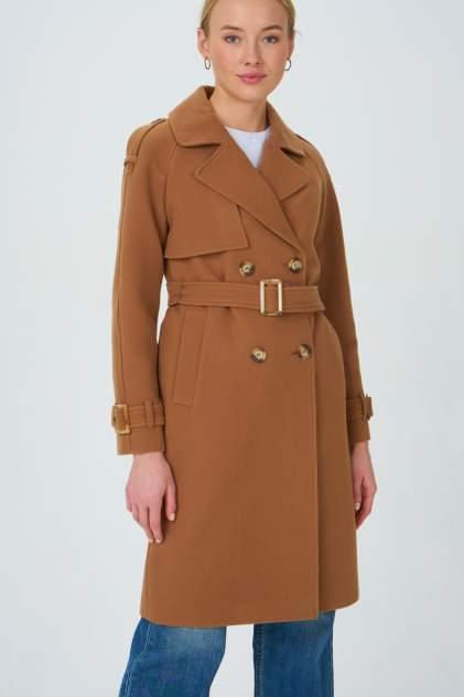 Женское пальто ElectraStyle 5-0005/1-021, желтый