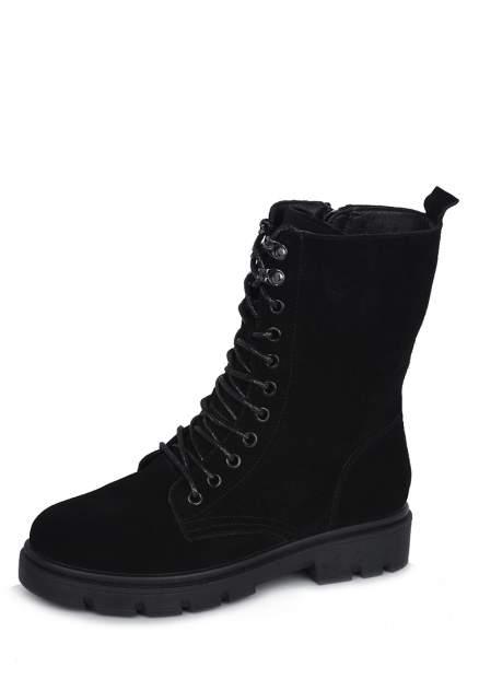 Ботинки женские Kari MYZ20AW-139, черный