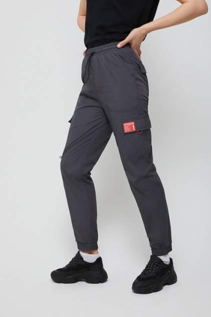Спортивные брюки женские Sela 18020215050 серые 42