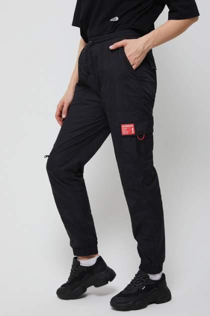 Спортивные брюки женские Sela 18020215050 черные 42