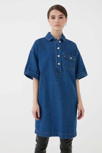 Женское платье ZARINA 1123446546, синий