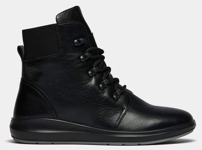 Ботинки женские Ralf Ringer 669223, черный