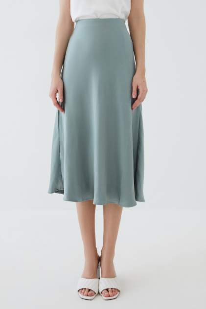 Женская юбка ZARINA 1224221221, бирюзовый