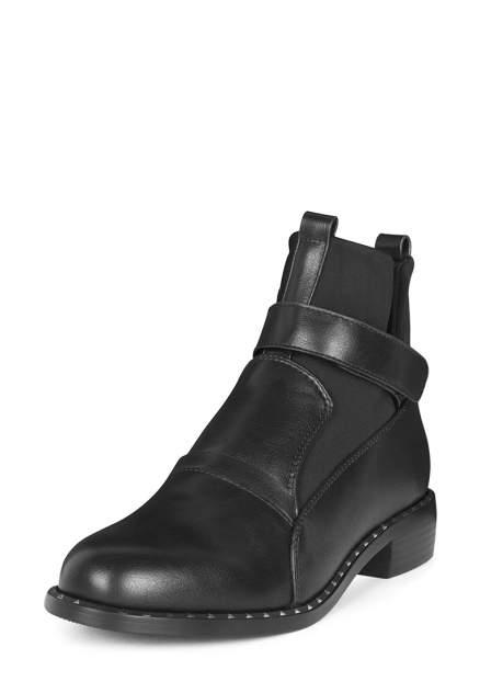 Ботинки женские T.Taccardi JX20W-176B черные 36 RU