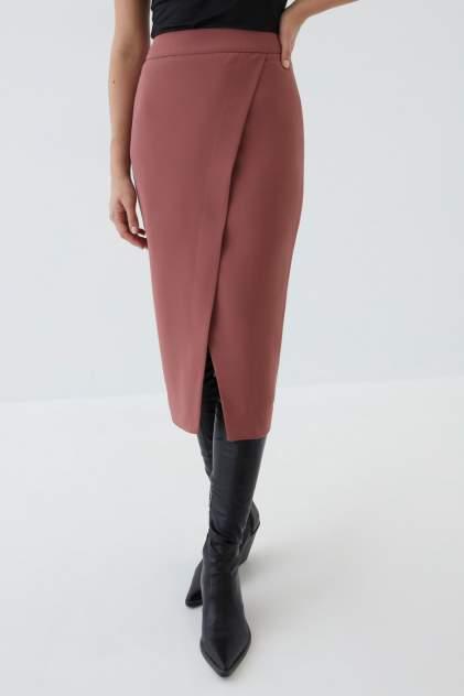 Женская юбка ZARINA 1123200200, бордовый
