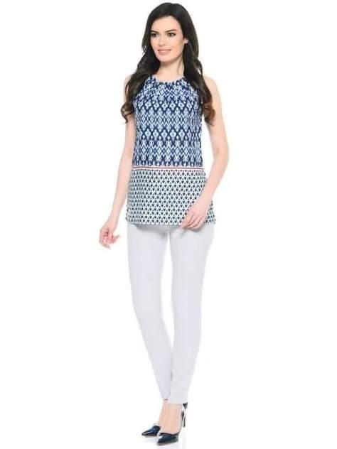 Женская блуза La Fleuriss F5-5010S-35, синий