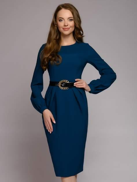 Женское платье 1001dress DM01928TE, синий