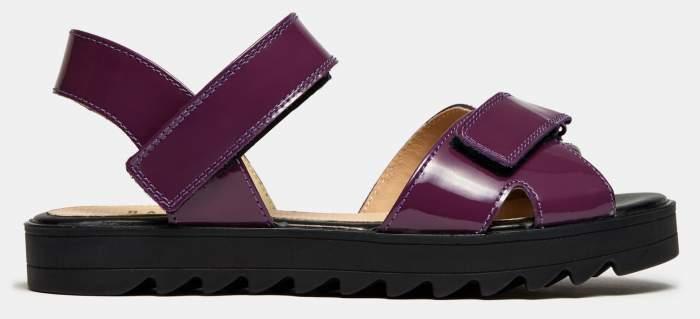 Женские сандалии Ralf Ringer 690007, фиолетовый
