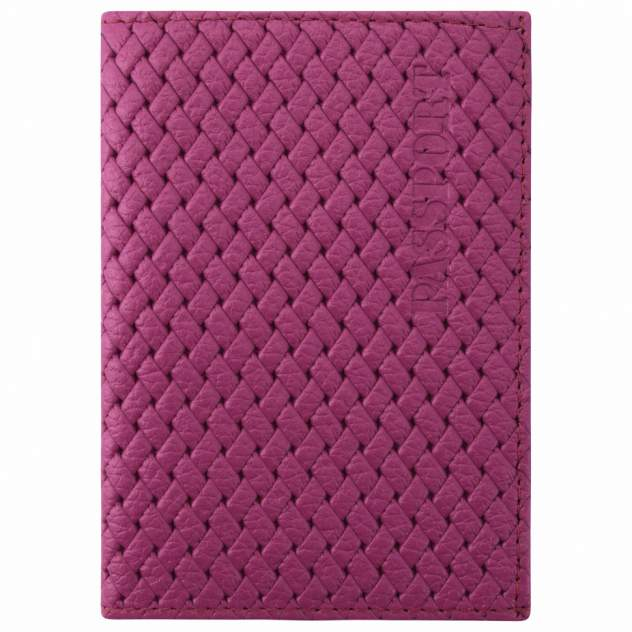 Обложка на паспорт Staff Profit 237203 розовая