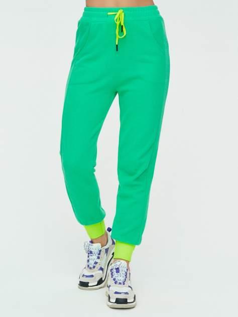 Спортивные брюки женские 1307Z зеленый 42