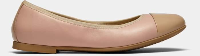 Балетки женские Ralf Ringer 876113, розовый
