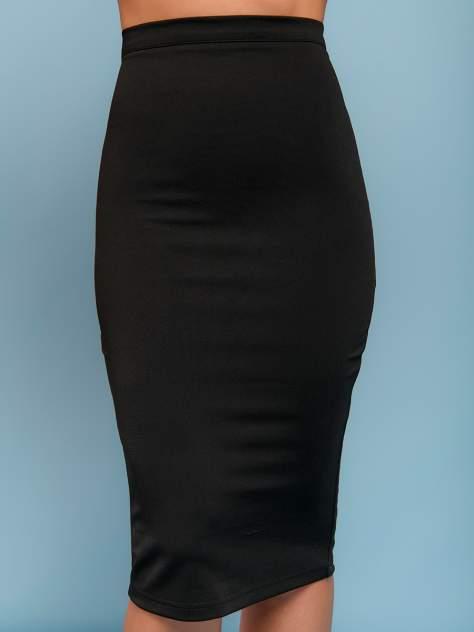 Женская юбка 1001dress 0132110-01596BK, черный