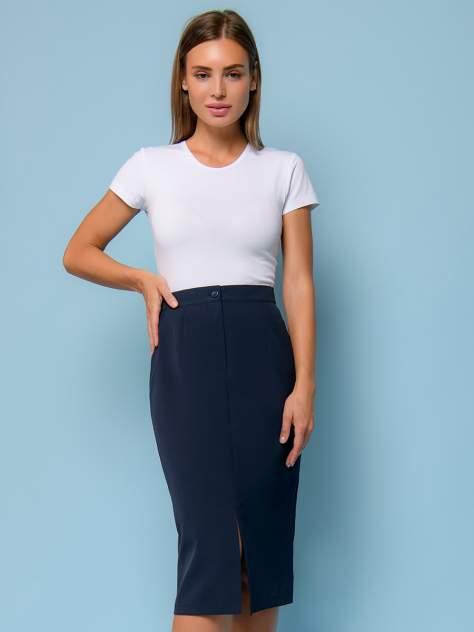 Женская юбка 1001dress 0132110-01682BO, синий
