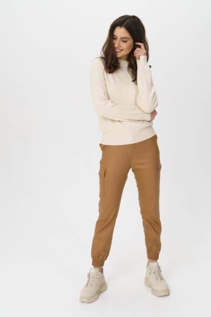 Женские брюки Luizacco CC1507, коричневый