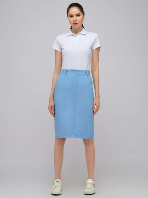 Женская юбка 1001dress VI00254BG, голубой