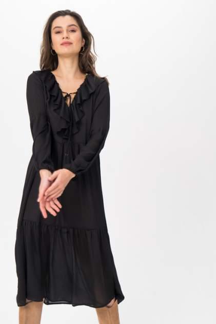 Женское платье Luizacco D268, черный