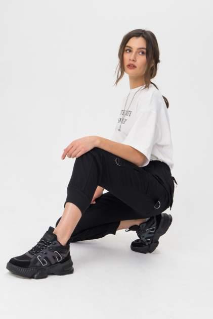 Женские брюки Luizacco 2022, черный