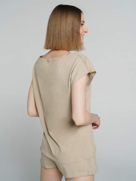 Пижама женская ТВОЕ 75306 бежевая XL