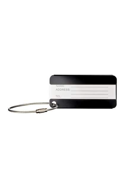Бирка для багажа WENGER 604543 черная