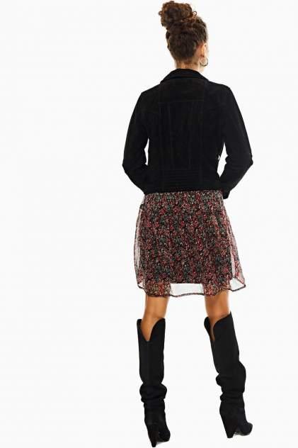 Куртка женская Vero Moda 10222395 черная XS