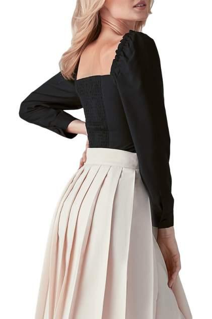 Блуза женская LOVE REPUBLIC 357220310 черная 40
