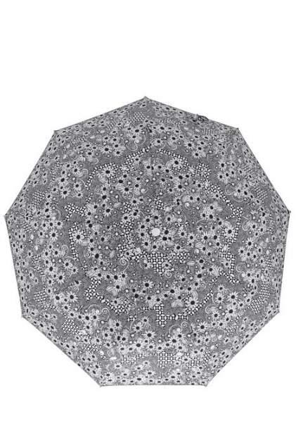 Зонт складной женский автоматический Sponsa 1814-5 белый/черный