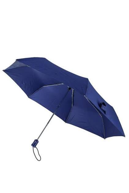 Зонт складной женский автоматический Sponsa 1862-6 синий