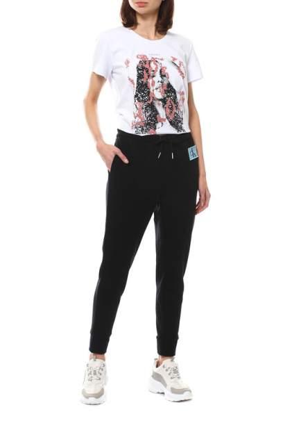 Спортивные брюки женские Calvin Klein J20J207804_0990 черные M