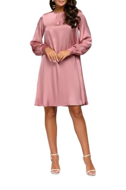 Женское платье D&M by 1001DRESS 0112001-01812, розовый