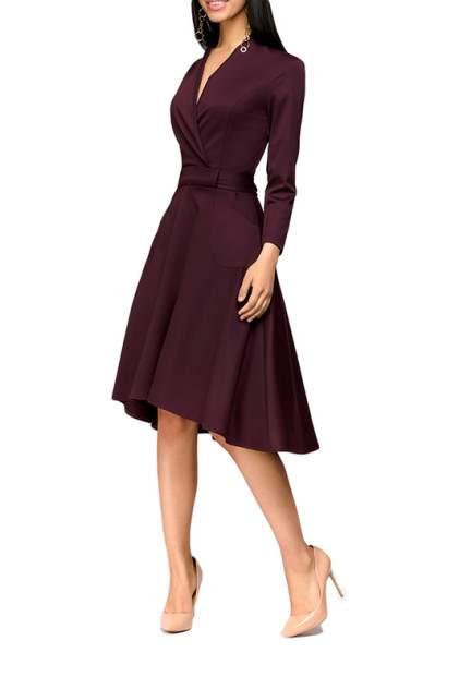 Женское платье D&M by 1001DRESS DM00985, фиолетовый
