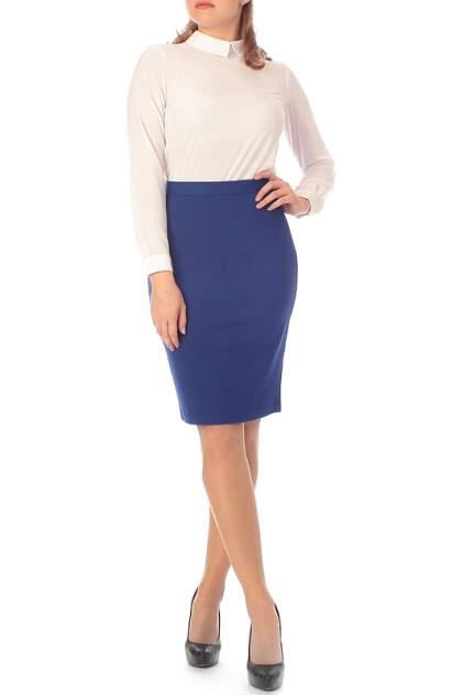 Юбка женская Lamiavita ЛА-В507(03) синяя 50 RU
